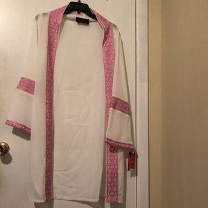 Palestinian tatreez cardigan never worn